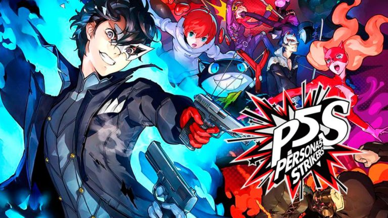 Persona 5 Strikers, impressions. More than an action game