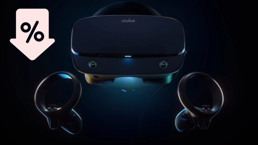 Oculus Rift S reduces its price by 100 euros for Christmas