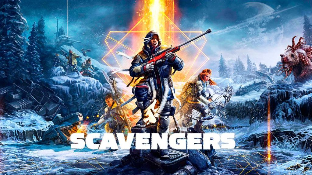 Scavengers, we've already played it: under the storm