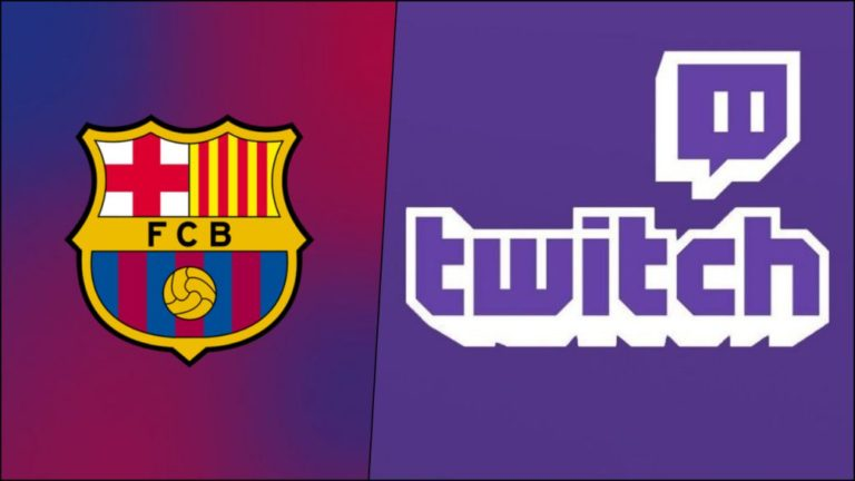 FC Barcelona presents its official Twitch channel: news, videogames and esports