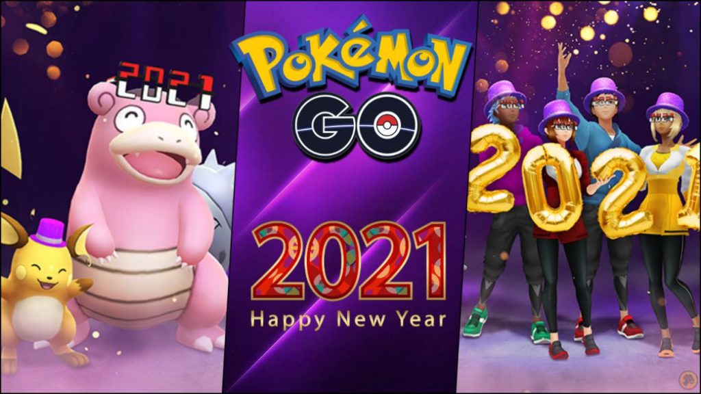 Pokémon GO – New Years Eve 2021: date, time, features and bonuses