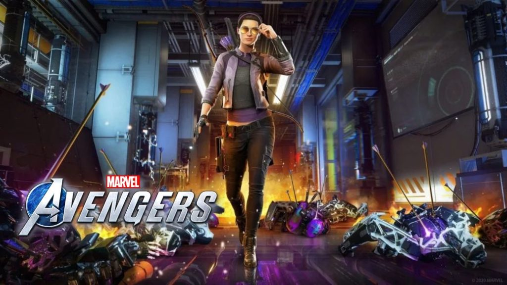 Marvel's Avengers, Kate Bishop impressions: a necessary first step