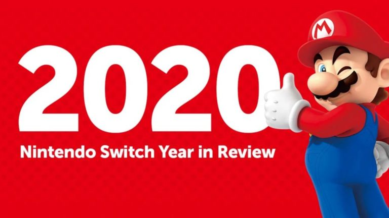 Find out how many hours you have played Nintendo Switch in 2020