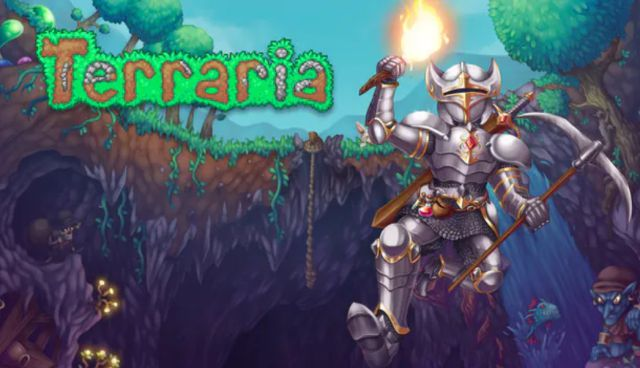 Terraria The most played games on Steam in 2020