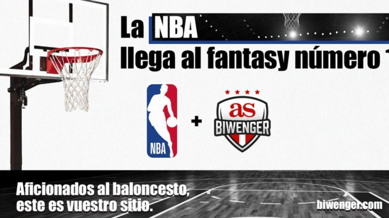Biwenger becomes the OFFICIAL Fantasy of the NBA !!