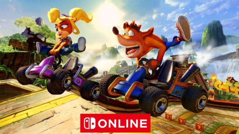 Crash Team Racing Nitro-Fueled - Play for Free for a Limited Time on Nintendo Switch Online