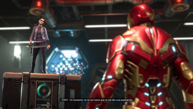 Marvel's Avengers Kate Bishop impressions dlc campaign