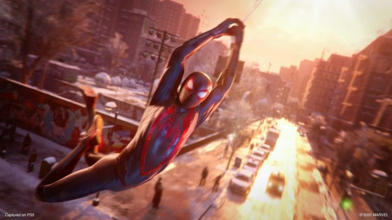 PS5: Marvel's Spider-Man: Miles Morales adds a mode with 60 fps and ray tracing