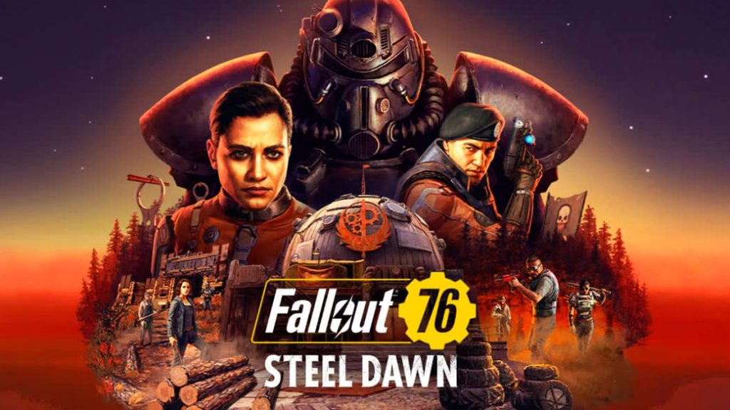 Reviews Fallout 76: Steel Dawn, the reunion with the Brotherhood of Steel