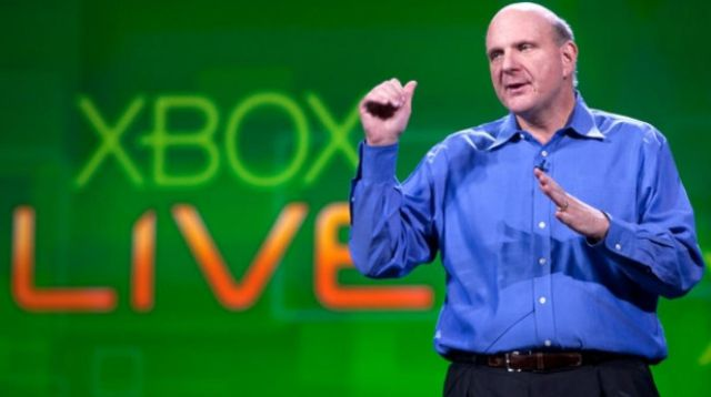 Steve Ballmer PS5 Xbox Series X
