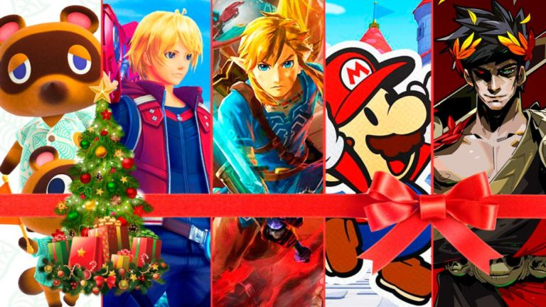 The best Nintendo Switch games 2020 to give away at Christmas