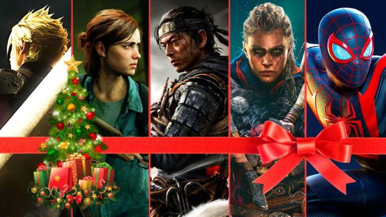 Los mejores juegos de PS4 y PS5 2020 para regalar en navidad