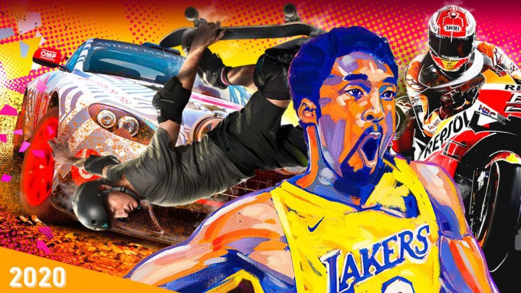 The best sports and speed games of 2020