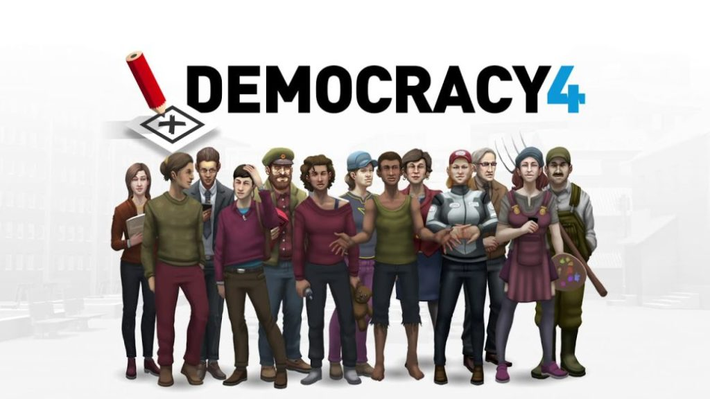 Democracy 4, Early Access Impressions; The country in your hands