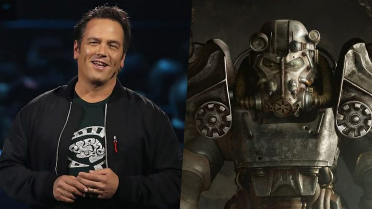 """Phil Spencer is """"very excited"""" about Bethesda's unannounced projects"""