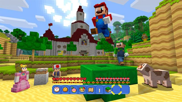 The relationship between Minecraft and Nintendo