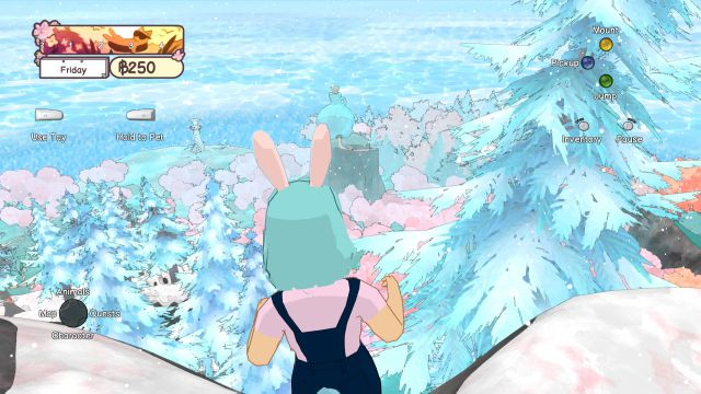 We analyze Peachy Keen Games' first game, Calico