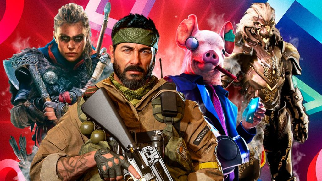 Discover the first great deals on PS5 games on PlayStation Store