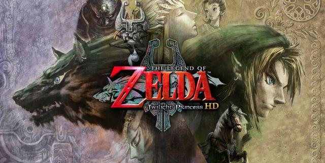 Video game ephemeris The Legend of Zelda Twilight Princess Wii Nintendo Link Zelda aRPG action adventure
