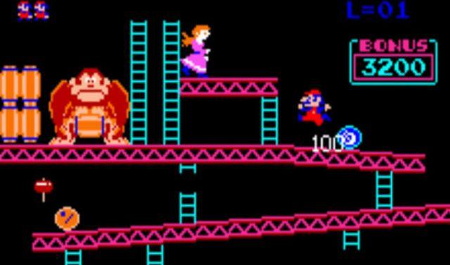 Video Game Ephemeris Donkey Kong Pauline Nintendo Recreational Shigeru Miyamoto