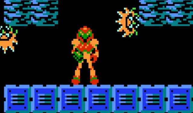 Video game ephemeris Metroid Nintendo NES metroidvania Samus Aran