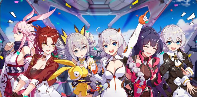 Honkai Impact 3rd evolution report miHoYo PC PS4 PS5 iOS Android