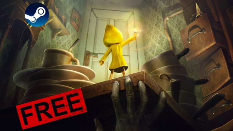 Little Nightmares free for Steam on the Bandai Namco store
