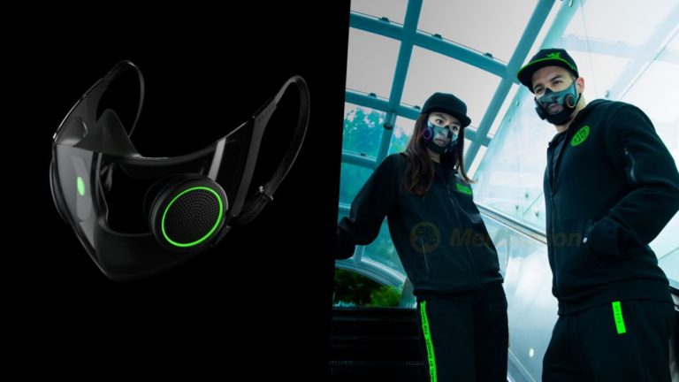 "Razer Introduces Project Hazel, the ""World's Smartest"" Face Mask"