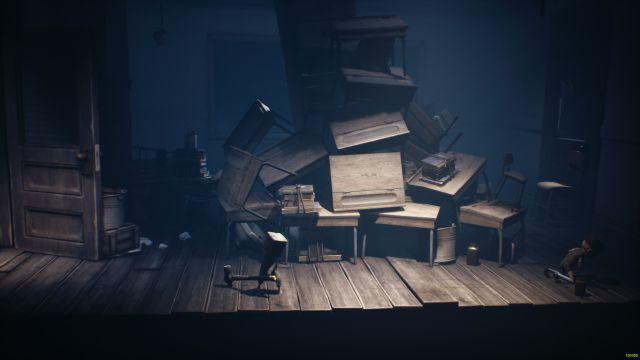 Little Nightmares 2, impressions: the school of despair