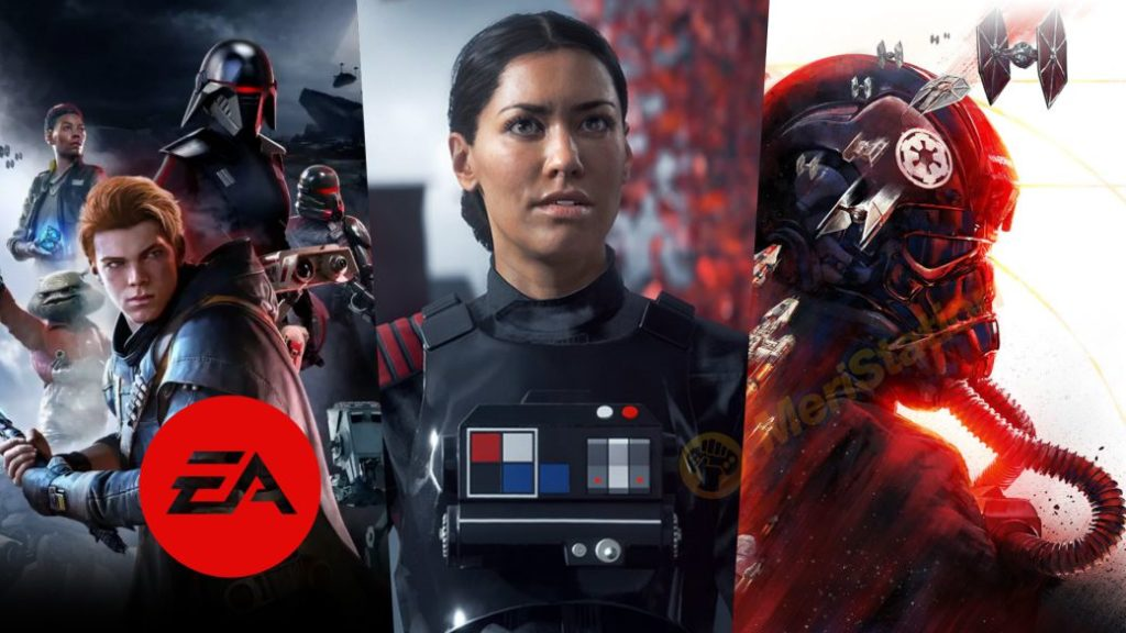 EA confirms: they keep making Star Wars games