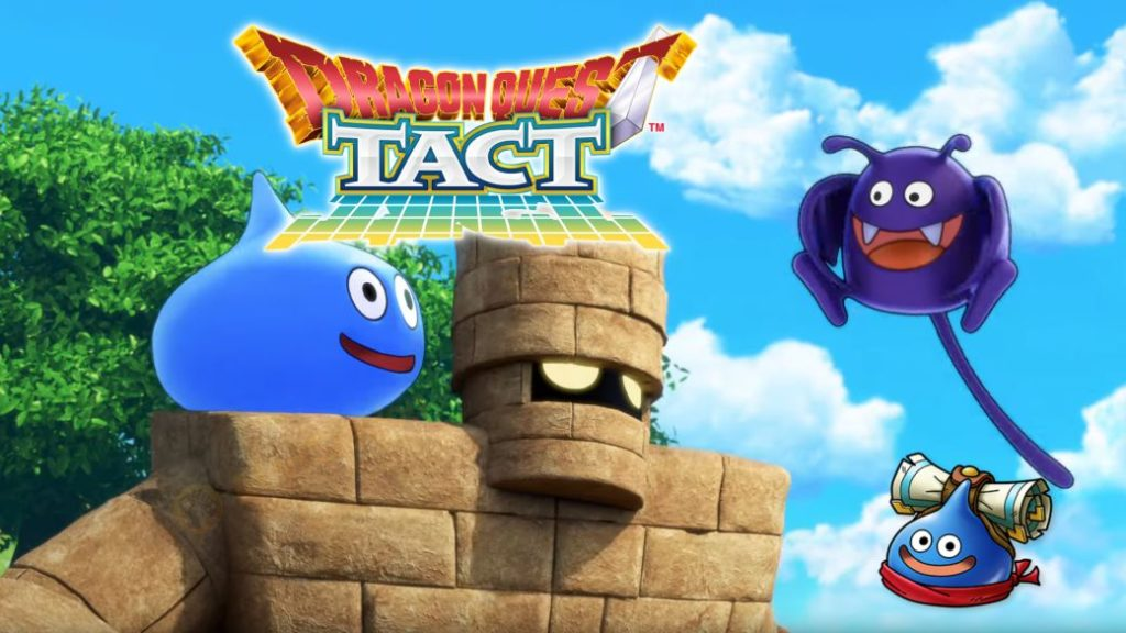 Dragon Quest Tact for iOS and Android; date confirmed and how to download for free