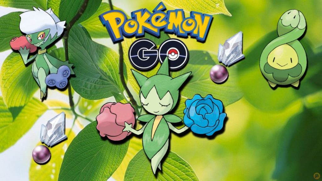 Pokémon GO: Roselia, star of Community Day for February 2021; date and details