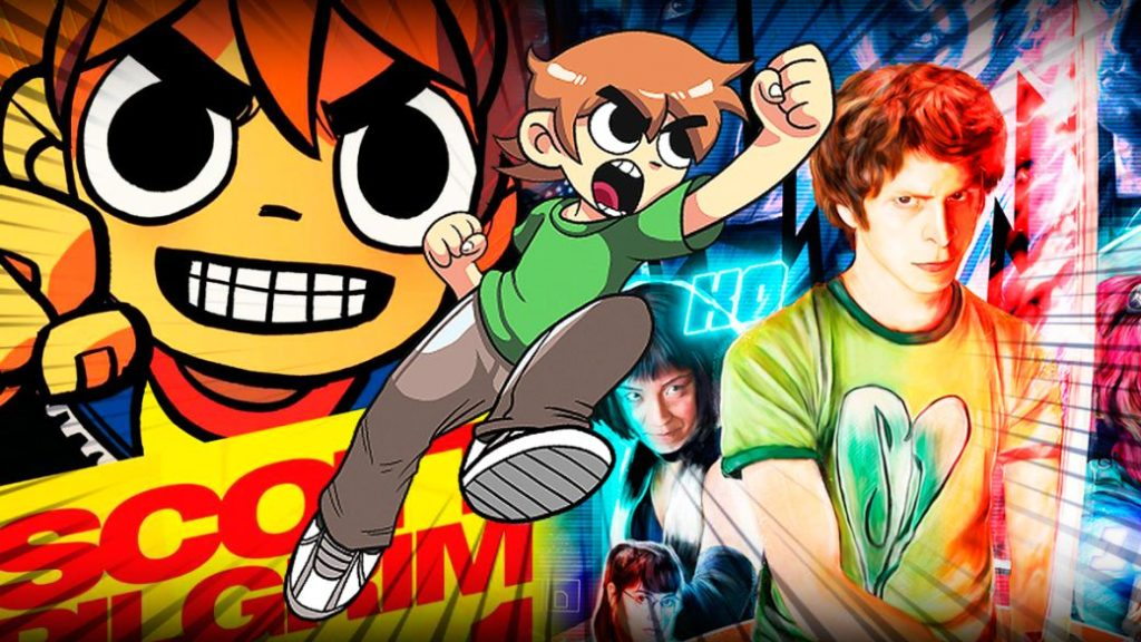 Scott Pilgrim, the power of love and beat'em up