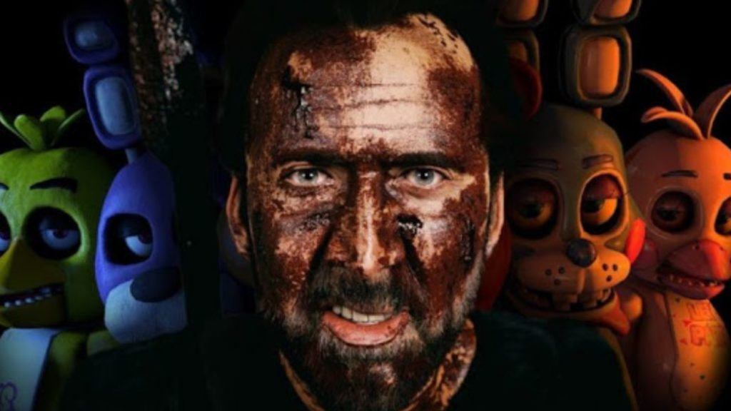 Willy's Wonderland: Nicolas Cage's latest craze reminiscent of Five Nights at Freddy's