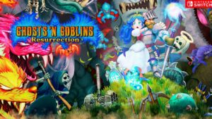 Ghosts' n Goblins Resurrection: gameplay and updates from its first development journal