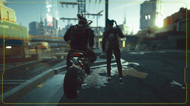 In this lore hunters from Night City we delve into the iconic city of Cyberpunk 2077