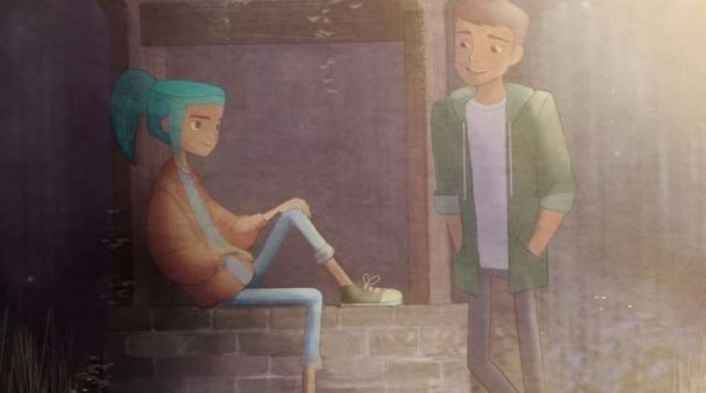 Oxenfree television series