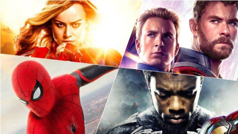 En qué orden ver peliculas Marvel 2021