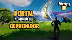 Fortnite: where to find the Predator portal