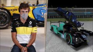 iRacing Fernando Alonso acusado chocar deliberadamente rival simulador