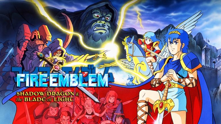 Fire Emblem Shadow Dragon & the Blade of Light, Switch review
