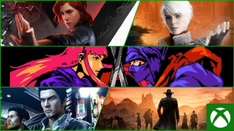 The Medium, Yakuza Remastered Collection, Desperados III, and more are coming to Xbox Game Pass