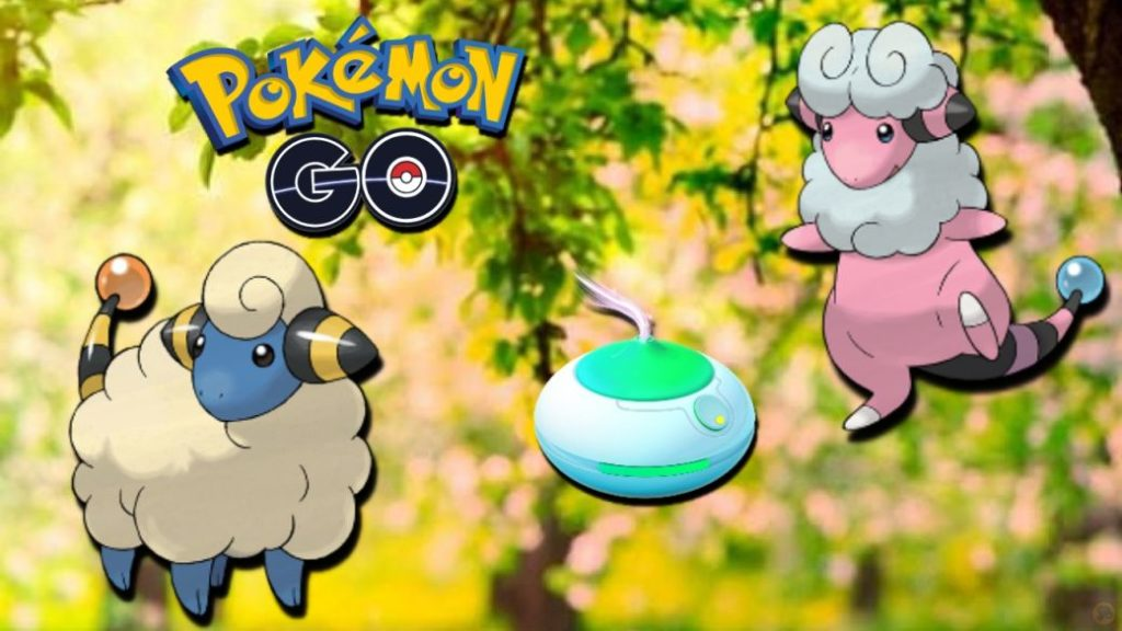 Pokémon GO – Electric and Dragon-type Incense Day with Mareep; date and details