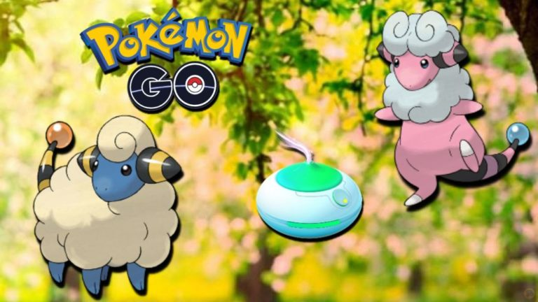 Pokémon GO - Electric and Dragon-type Incense Day with Mareep; date and details