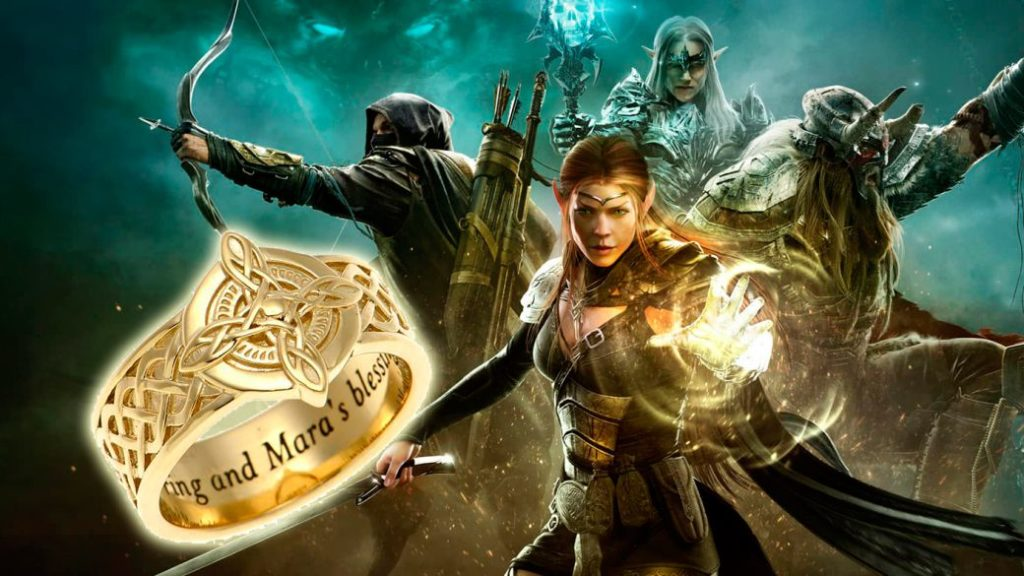 This is what the 10-karat gold and $ 1,000 rings from The Elder Scrolls Online look like