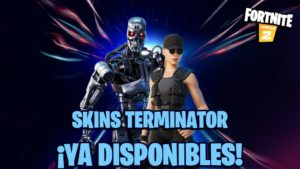 Fortnite: Terminator T-800 and Sarah Connor skins now available; price and contents
