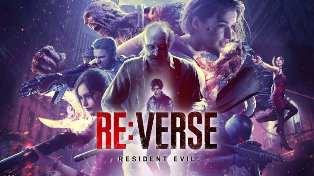 This is Resident Evil Re: Verse, the free multiplayer mode of Resident Evil Village
