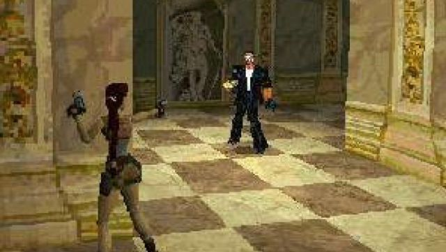 Tomb Raider 2 Lara Croft