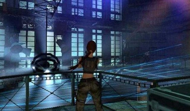 Tomb Raider: The Angel of Darkness Lara Croft