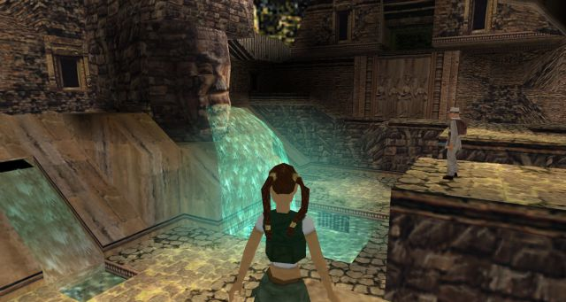 Tomb Raider IV The Last Revelation Lara Croft